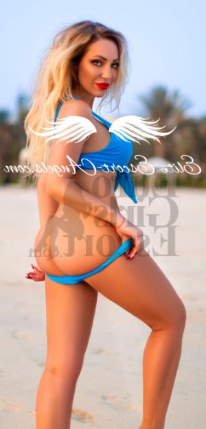 Moussia thai massage in Saraland & latina escort